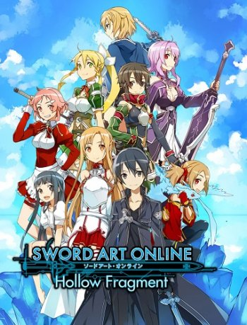 Sword Art Online: Re Hollow Fragment (2018) PC | Лицензия