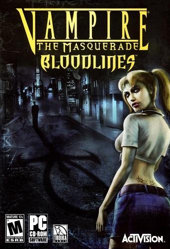 Vampire: The Masquerade Bloodlines [v 9.5] (2004) PC | Лицензия