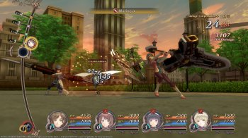 Dark Rose Valkyrie (2018) PC | Лицензия