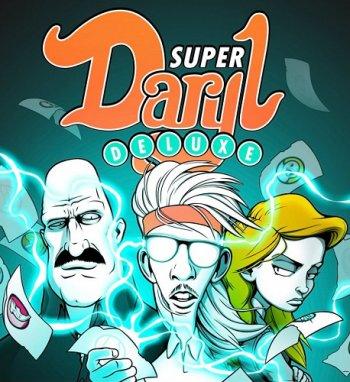 Super Daryl Deluxe (2018) PC | Лицензия