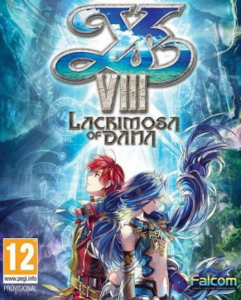 Ys VIII: Lacrimosa of DANA (2018) PC   Лицензия