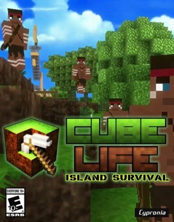 Cube Life: Island Survival (2018) PC | Лицензия