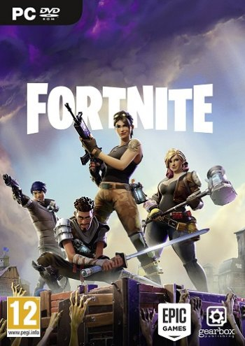 Fortnite [10.20] (2017) PC | Online-only