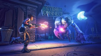 Fortnite [3.6] (2017) PC | Online-only