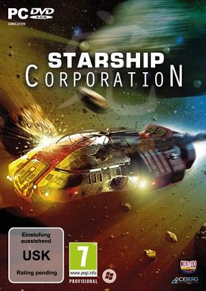 Starship Corporation (2018) PC | Лицензия