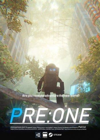 PRE:ONE (2018) PC | Лицензия