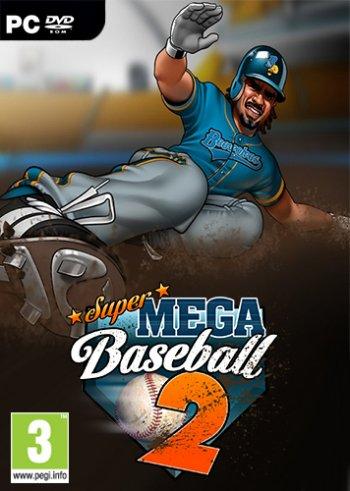 Super Mega Baseball 2 (2018) PC | Лицензия