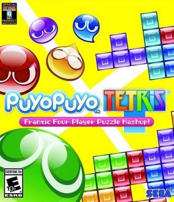 Puyo Puyo Tetris (2018) PC | Лицензия
