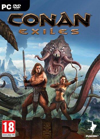 Conan Exiles [build 125929 + DLCs] (2018) PC | RePack от xatab