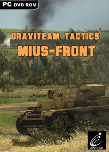 Graviteam Tactics: Mius-Front (2016) PC | Лицензия