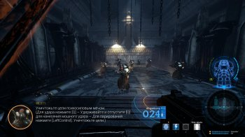 Space Hulk: Deathwing - Enhanced Edition [v 2.38 + DLC] (2018) PC | Repack от xatab