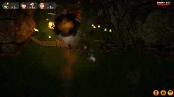 Zombie Forest 2 (2018) PC | Лицензия