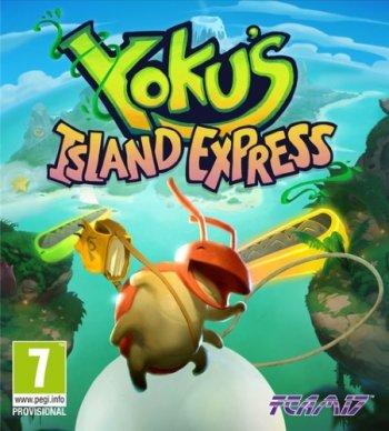 Yoku's Island Express (2018) PC | RePack от SpaceX