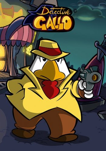 Detective Gallo (2018) PC | Лицензия