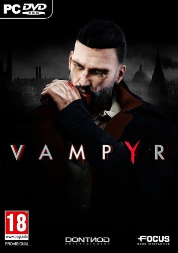 Vampyr [Update 3 + DLC] (2018) PC | RePack от xatab