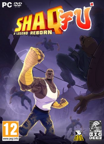 Shaq Fu: A Legend Reborn (2018) PC | RePack от qoob