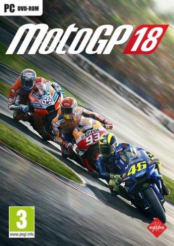 MotoGP 18 (2018) PC | Лицензия