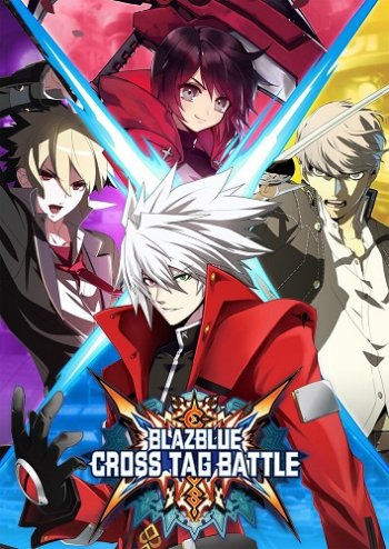 BlazBlue: Cross Tag Battle (2018) PC | Лицензия