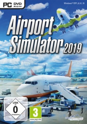 Airport Simulator 2019 (2018) PC | Лицензия