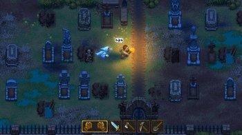 Graveyard Keeper [v 1.200 + DLC] (2018) PC   Лицензия
