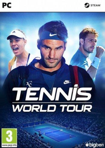 Tennis World Tour (2018) PC | RePack от qoob
