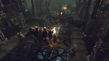 Warhammer 40,000: Inquisitor - Martyr (2018) PC | Лицензия