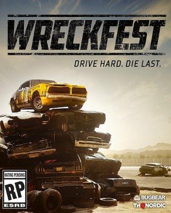 Wreckfest [v 1.255957 + DLCs] (2018) PC | Repack от xatab