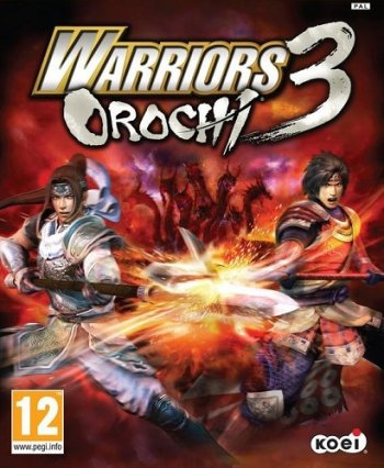 Warriors Orochi 3 Hyper (2012) PC | Пиратка