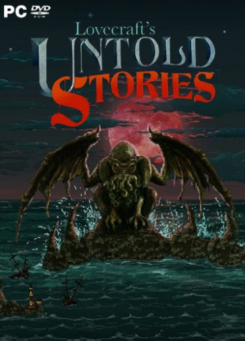 Lovecraft's Untold Stories (2019) PC | Пиратка