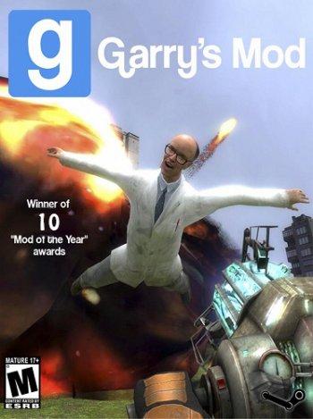 Гаррис Мод 10 (2007) PC | Пиратка