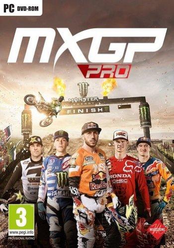 MXGP PRO (2018) PC | Лицензия