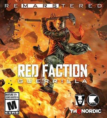 Red Faction Guerrilla Re-Mars-tered [v 1.0 cs:4931] (2018) PC | Repack от xatab
