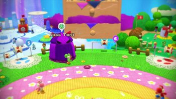 Yoshi's Woolly World (2015) PC | Пиратка