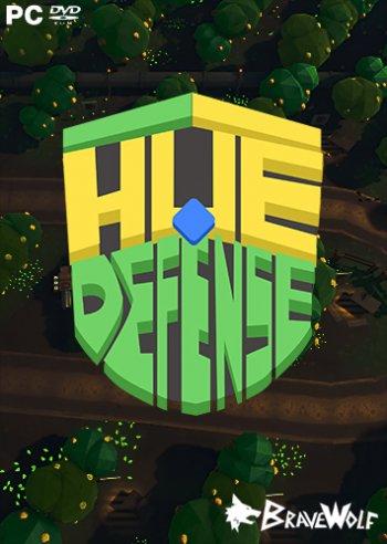 Hue Defense (2018) PC | Лицензия