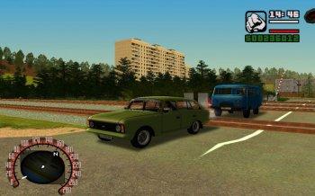 GTA Криминальная россия бета 2