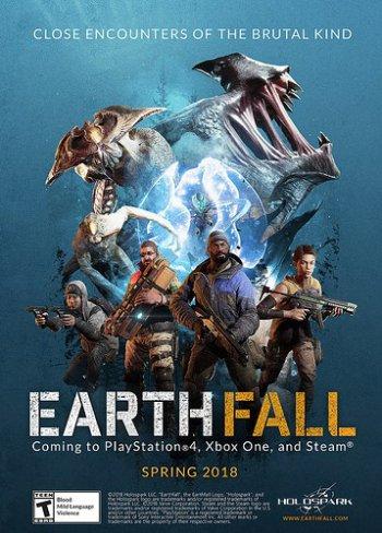 Earthfall [Update 1] (2018) PC | Лицензия