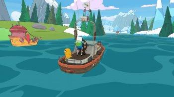Adventure Time: Pirates of the Enchiridion (2018) PC | Лицензия