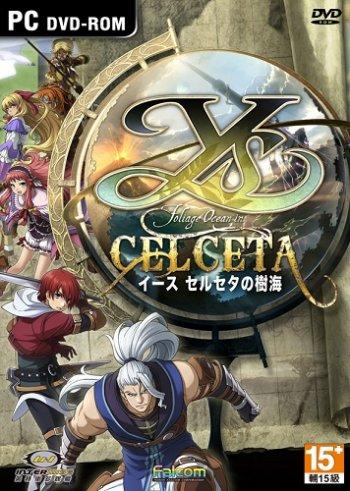 Ys: Memories of Celceta (2018) PC | Лицензия