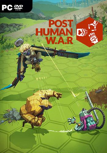 Post Human W.A.R [1.1.3] (2017) PC | Лицензия