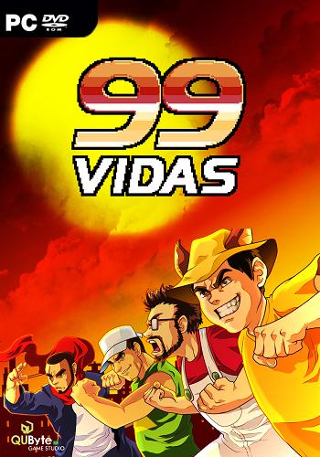 99Vidas (2016) PC | Лицензия
