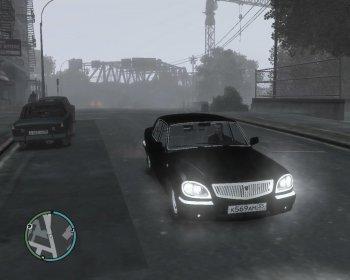 ГТА 4 русские машины
