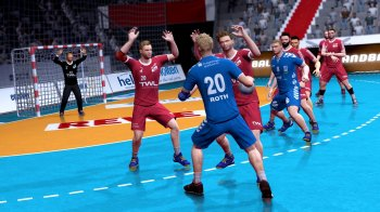 Handball 17 (2016) PC | Лицензия