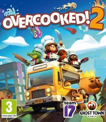 Overcooked! 2 (2018) PC | Лицензия