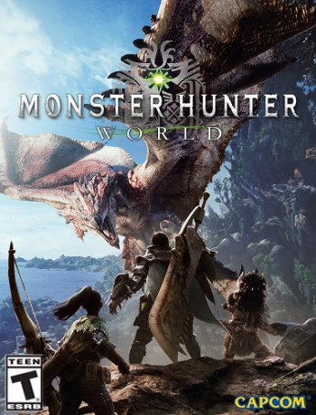 MONSTER HUNTER: WORLD [build 166925] (2018) PC | RePack от xatab
