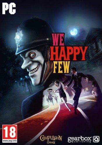 We Happy Few [v 1.9.88874 + DLCs] (2018) PC | RePack от xatab