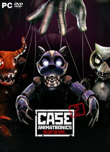 CASE 2: Animatronics Survival (2019) PC | Лицензия