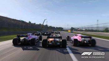 F1 2018: Headline Edition [v 1.06 + DLC] (2018) PC | RePack от xatab