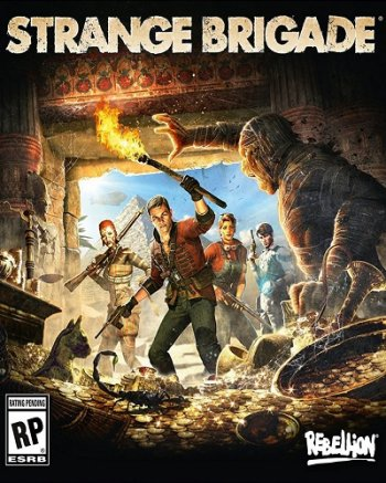 Strange Brigade: Deluxe Edition (2018) PC | Лицензия