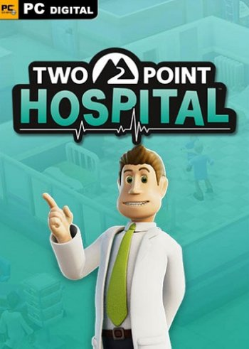Two Point Hospital [v 1.6.22002] (2018) PC | RePack от xatab