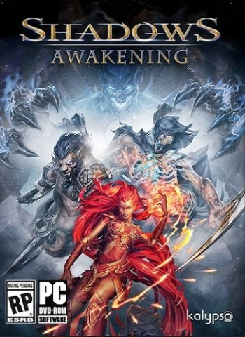 Shadows: Awakening [v 1.3.1 + DLCs] (2018) PC | RePack от xatab